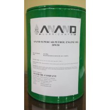 ANAND 210 Litre Epl3 / Edl 2 Supercar Petrol Engine Oil 20W50