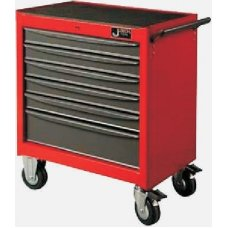 JE TECH Tool 680 mm Tool Trolley With 6 Drawers, RC-6 `