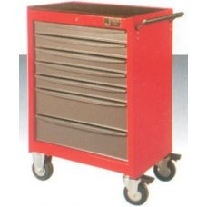 JE TECH Tool 680 mm Tool Trolley With 7 Drawers, RC-7
