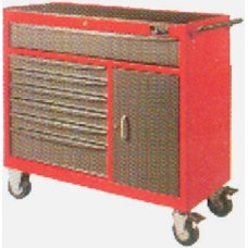 JE TECH Tool 1040 mm Tool Trolley With 9 Drawers, RC-9