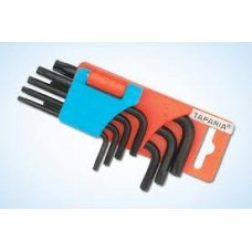 Taparia Torx Key Set Short Series