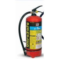 Ultrasafe 4 kg BC Powder Type Portable Fire Extinguishers 400 Refill