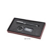 C.P.I Pen & Key Chain Set, IDF-4193