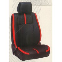 Glamour White Venus Seat Cover For i20