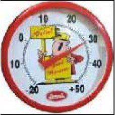 CSI Dial Type Weather Instruments Wall Thermometer