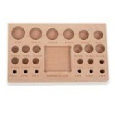 Ajanta Wooden Stand for Dapping Block