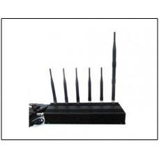 Action India - 15W HIGH POWER 6 ANTENNA 3G,4G MOBILE PHONE JAMMER
