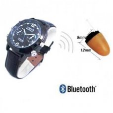 Action India - Spy Bluetooth Watch Earpiece Set