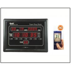 Action India - 3G Digital Wall Clock