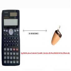 Action India - Spy Bluetooth Calculator Earpiece Set