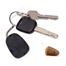Action India - Spy Bluetooth Keychain Earpiece Set