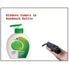 Action India - Spy Hidden Dettol Camera
