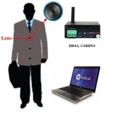 Action India - Spy E-Mail Camera