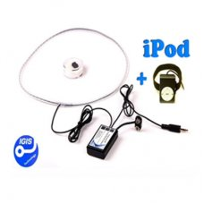 Action India - Invisible Spy Earpice With ipod Mp3 Player