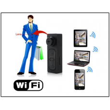 Action India - Spy Live Wifi Video Button Camera